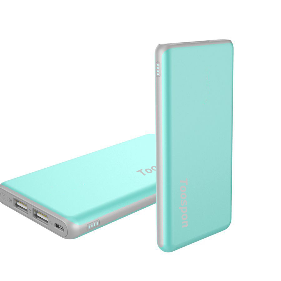 Blue Power banks 20000mAh