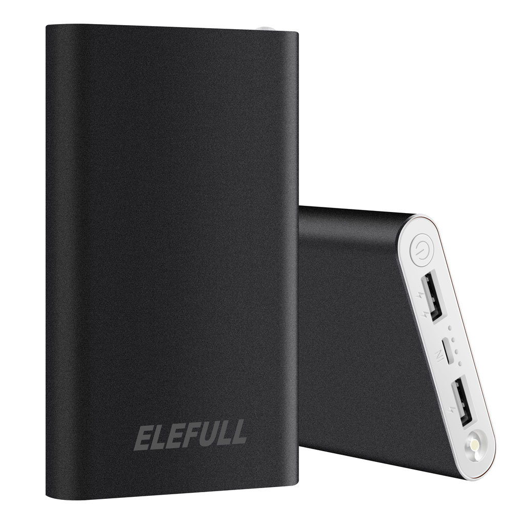 FR ABS Power Bank 10000mAh Portable Charger for Mobile Phone External Battery Case Charge iPhone iPad Samsung LG LTC Moto, Camera DV etc. - 副本 - 副本 - 副本 - 副本 - 副本